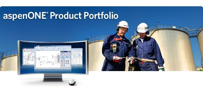 aspenONE Product Portfolio