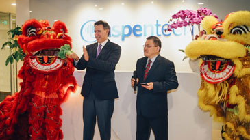 Shanghai Office Opening