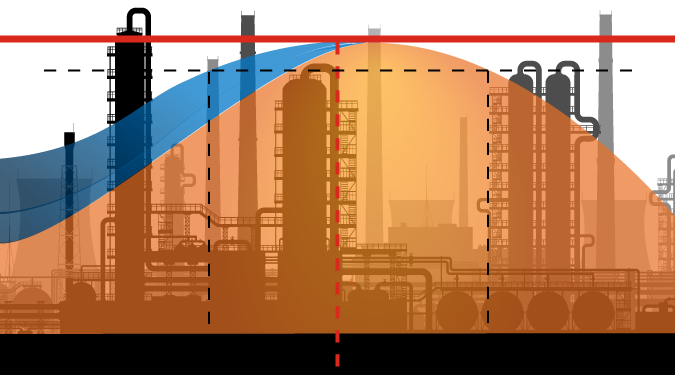 Improve refinery operations by using parametric analysis and non-linear equations